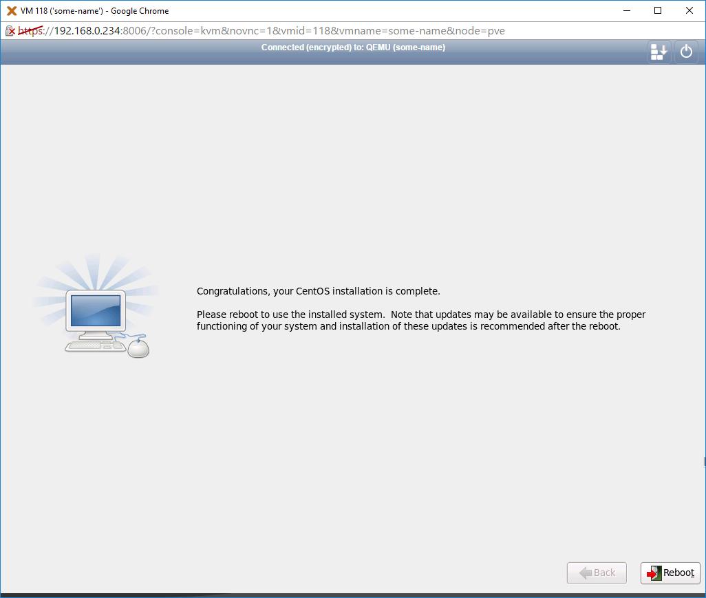 Virtualmin on CentOS 6 8 minimal on Proxmox VE the proper way – qlr