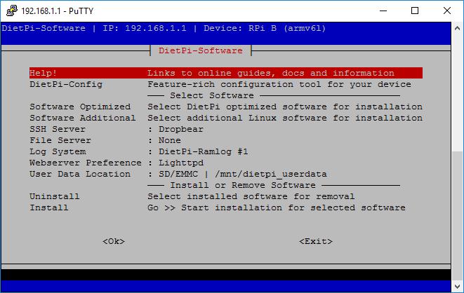 Online xampp server